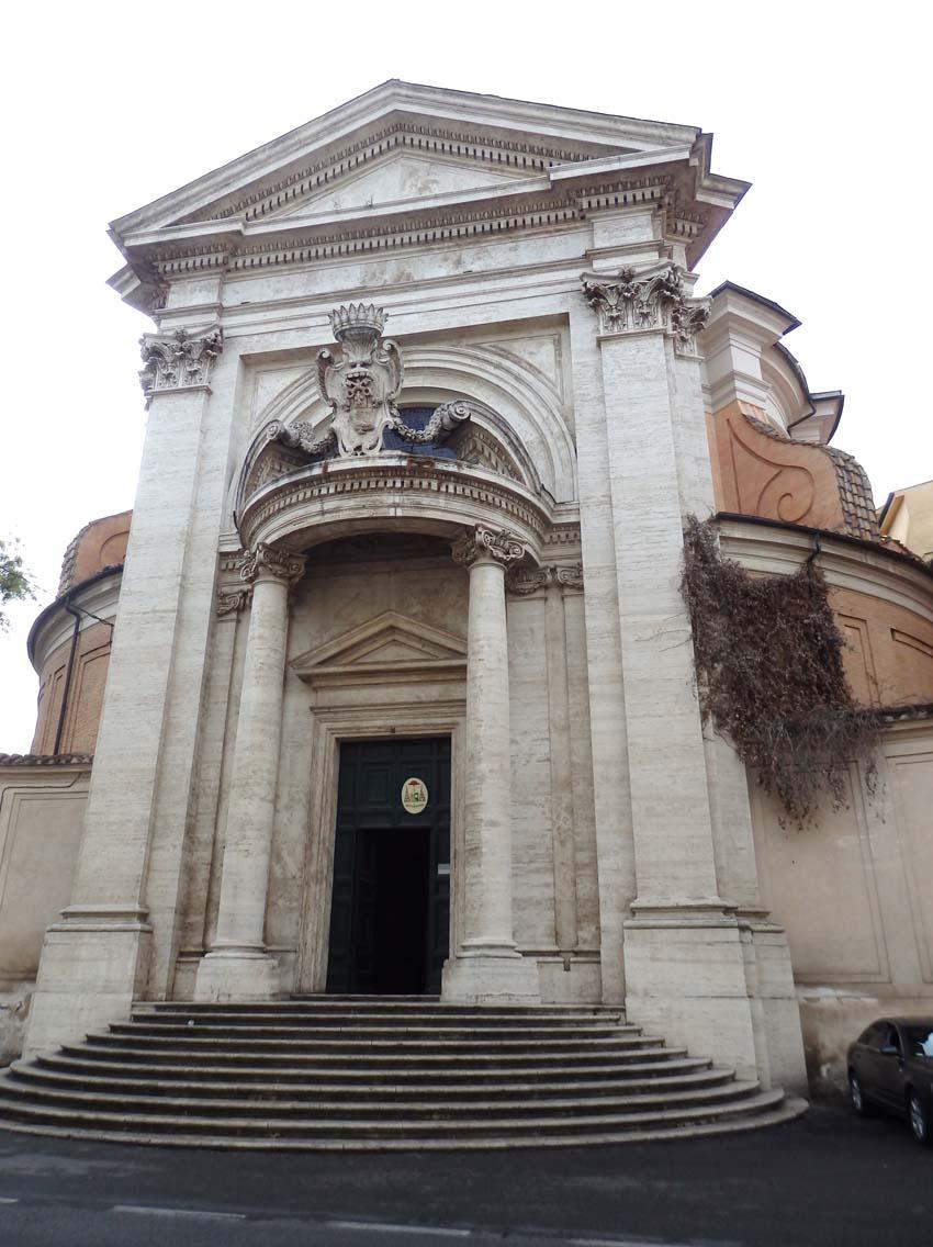 Saint andr du quirinal for Domon st eustache heure d ouverture