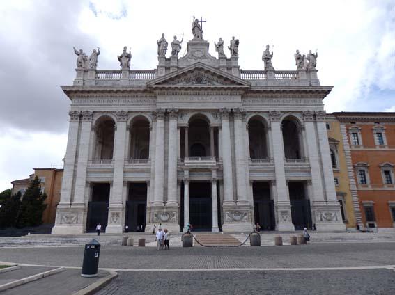 2 architecture et art baroque rome for Architecture et art